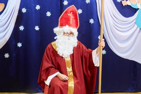 Spotkanie z Świętym Mikołajem ( 7 grudnia 2020 r.)