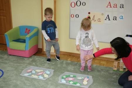 Glottodydaktyka w grupie 3- latków