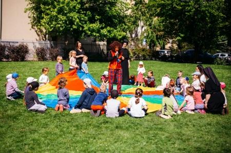 Piknik z okazji Dnia Dziecka
