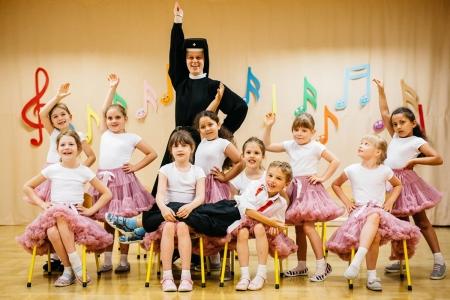 Pokaz taneczny grupy 6 latków ( 25 czerwca 2021)