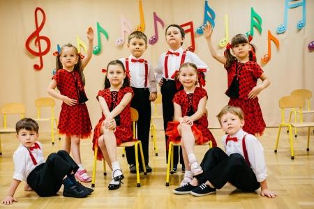Pokaz taneczny grupy 5 latków ( 25 czerwca 2021)