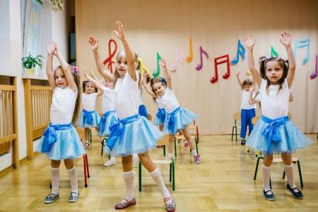 Pokaz taneczny grupy 4 latków ( 25 czerwca 2021)
